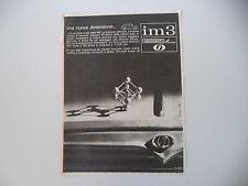 advertising Pubblicità 1965 INNOCENTI MORRIS IM3 IM 3