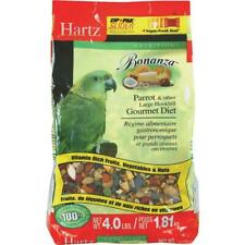 Bonanza 4 Lb. Complete Nutrition Parrot and Large Hookbill Gourmet Diet Bird