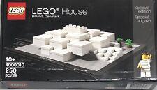 LEGO HOUSE Billund Denmark 4000010 Exclusive New Factory Sealed FREE SHIP