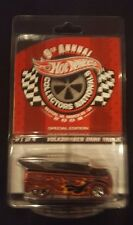 2009 RLC 9th Nationals Convention Volkswagen Drag Truck Hot Wheels FREE SHIPPING
