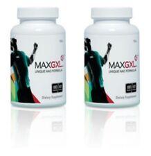 MAX GXL NAC Formula Glutathione Enhancer Fight Inflammation - 2 bottles