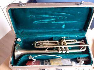 Brass Trumpet 70300 With Hard Case
