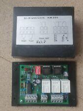 Ersatzteile Ergoline-kbl-Uwe SI-Anschlussmodul                      Porta de sol