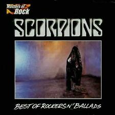 The Best of Rockers 'N' Ballads by Scorpions (Germany) (CD, Sep-2001, EMI Music