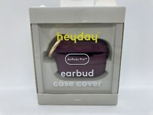 Heyday AirPods Pro Silicone Earbud Case Cover