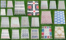 25Pc Wholesale Lot 2x3.ft Rug 100% Cotton Carpet Handmade Rug Area Rug Floor Rug