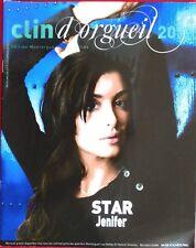 JENIFER - RARE MAGAZINE 2008 - INTERVIEW 9 PAGES - NOMBREUSES PHOTOS