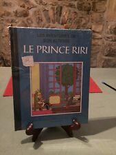Vandersteen Willy - Les aventures de son altesse le Prince Riri - neuve - BD1