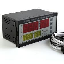 220V Built-in Fan Automatic Egg Incubator Machine Temperature Control