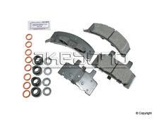 Disc Brake Pad Set fits 1988-2002 GMC C1500,C2500,K1500 K2500 C1500,K1500  MFG N