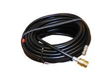 25m Manguera Limpieza TUBO negro para Kränzle Limpiador de alta presión M22 Ag