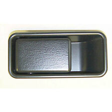 Jeep -TJ - Left Door Handle Exterior - Black with Half Doors - 55176549