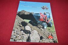 Massey Ferguson Gc2300 Tractor Dealer's Brochure Gdsd7