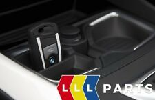 BMW NEW GENUINE 1 2 SERIES F20 F21 F22 F23 CUP HOLDER STORAGE INSERT RHD 9257210