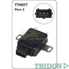 TRIDON TPS SENSORS FOR Holden Rodeo TF88 01/93-2.6L (4ZE1) SOHC 8V Petrol TTH077