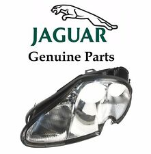For Jaguar XK8 XKR Driver Left Headlight Lens Genuine LJA 4651BA