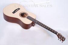 New Journey JF410 Junior Sitka/Sapele Travel Guitar With Case @ LA Guitar Sales