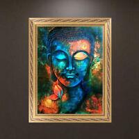 DIY Buda 5D Diamante Bordado punto de cruz pintura Kit Hogar Decoración Juguetes