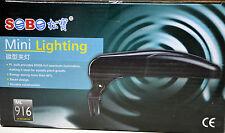Sobo Aquarium  Mini Light ML 916