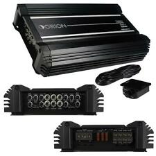 Orion XTR10004 4 Channel Amplifier, 2000W RMS/4000W MAX