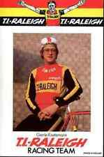 GERRIE KNETEMANN Team 1977 TI RALEIGH 70s Cyclisme Cycling ciclismo wielrennen