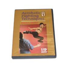 Martial Arts Acrobatic Fighting Techniques #1 Dvd Stuart Quan