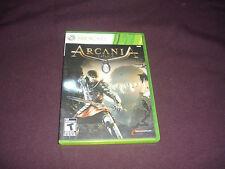 Arcania: Gothic 4 (Microsoft Xbox 360, 2010)  COMPLETE