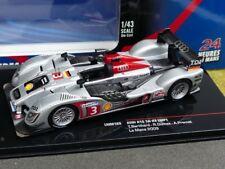 1/43 IXO AUDI r15 TDI #3 lmp1 t. bernhard r. dumas A. Premat Le Mans 2009 24 foin
