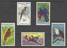 Timbres Oiseaux Sénégal PA31/5 ** lot 589