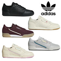 Mens Adidas Original Continental 80 Trainers (CMF11) RRP: £74.99