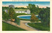 Postcard Municipal Waterworks, Columbia, SC