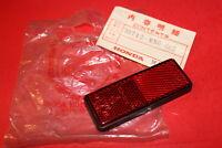 NOS HONDA 1987-1988 VF700C REFLEX REFLECTOR PART# 33742-MN0-003