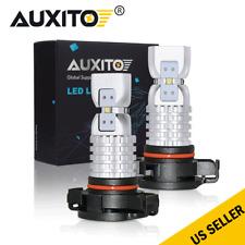 4M Series 2504 PSX24W 3000LM LED Fog Light 6500K White Light Halogen Replacement
