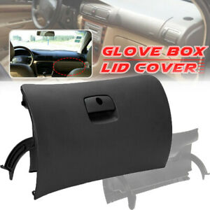 Black Glove Box Door Lid Cover LHD For VW Passat Estate B5 & B5.5 1997-2005