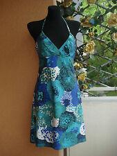 Ärmellose H&M Mini-Damenkleider mit V-Ausschnitt