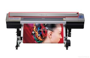 Roland Soljet Pro III XJ 640 Printer Cover Rail SUS 1000003678 *