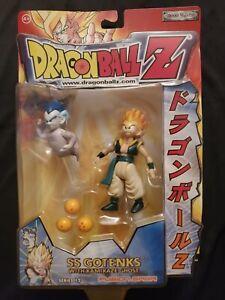 Dragon Ball Z Fusion Saga Series 12 SS Gotenks w/ Kamikaze Ghost Complete Figure