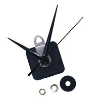 HR1688 28mm Long Shaft Quartz Wall Clock Hands Movement DIY Repair Kit Hook