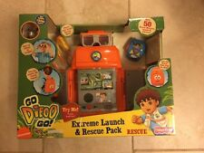 NIB Fisher-Price Diego Extreme Launch and Rescue Pack