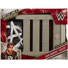 WWE Dean Ambrose Dress Up with Ladder Power Prop Wrestling Playset