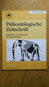 Paläontologische Zeitschrift Volume 89 / Number 2 / Juni 2015 - SPRINGER