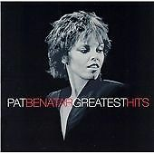 PAT BENATAR BENETAR - The Very Best Of - Greatest Hits Collection CD NEW