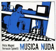Musica Nuda, Musica Nuda Magoni & Spinetti - Musica Nuda I [New CD]