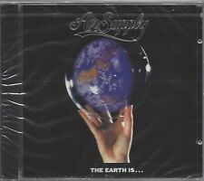AIR SUPPLY / THE EARTH IS... * NEW CD * NEU *