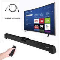 2020 New TV Home Theater Soundbar Wireless Speaker 40W Sound Box Coaxial Optical
