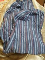 Lovely Mens m&s Pyjama Pants Size Xl