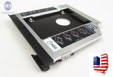 with ejector 2ND HARD DRIVE caddy for dell E6420 E6520 E6320 E6430 E6530 E6330