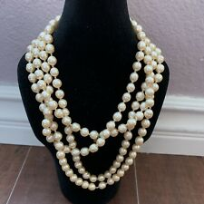 a5b78885b3523 vintage chanel pearls products for sale | eBay