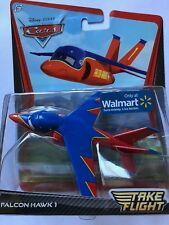 Disney Cars Planes take Flight Falcon Hawk 1   (NIP, but See collector Note)