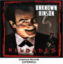 New UNKNOWN HINSON RELOADED CD Signed Limited Edition